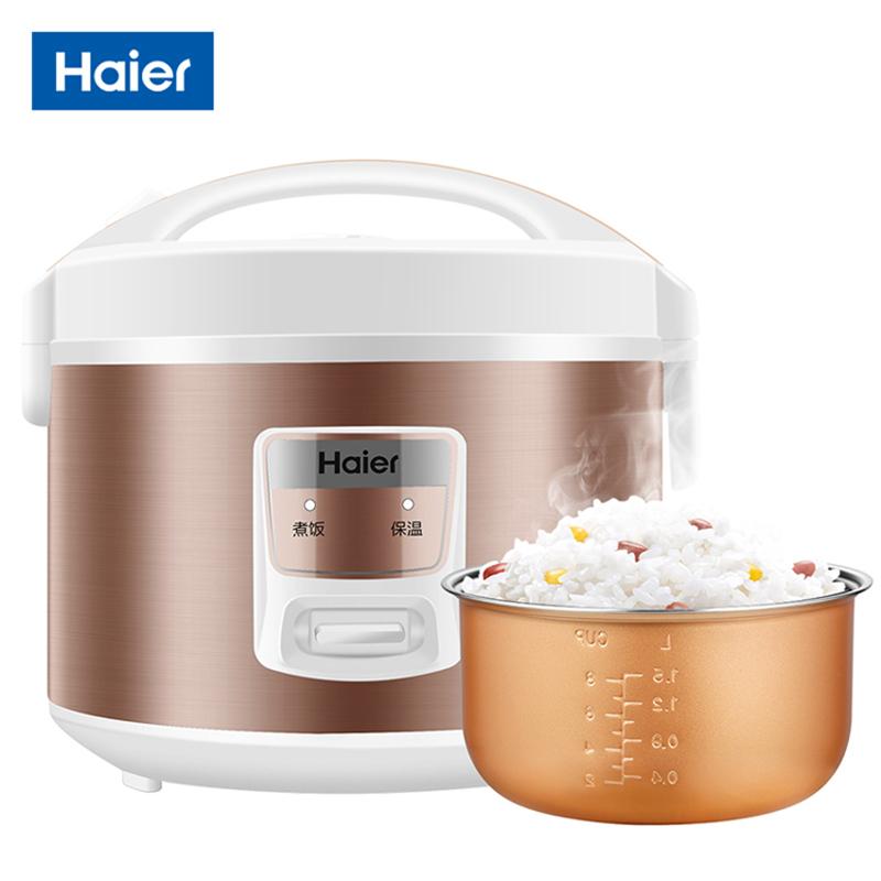 海尔电饭煲HRC-YJ3036G    3L
