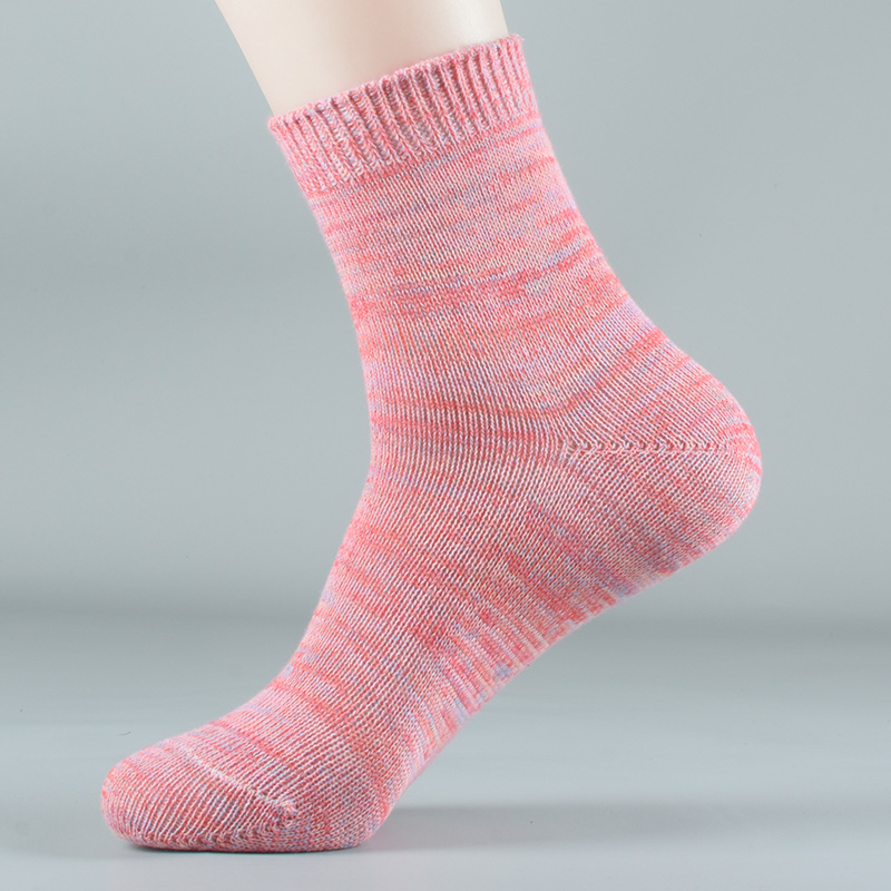 恒源祥休闲棉袜A212255女袜(3双装)颜色随机