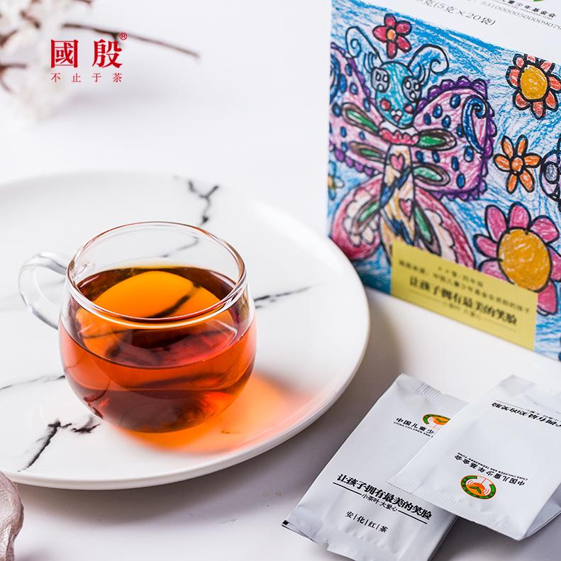 国殷爱心茶100g