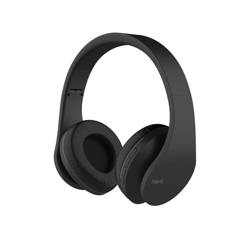 海威特(HAVIT) I66无线环绕声蓝牙游戏头戴式耳机
