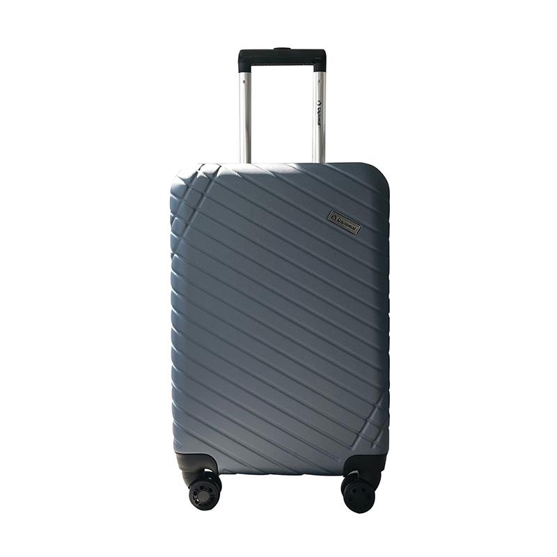 【预售2月底发货】外交官Diplomat 商务休闲拉杆箱YH-6382 银蓝色-903 20寸