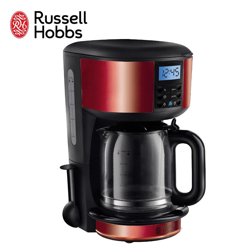 领豪滴漏式咖啡机 20682-56C  红色