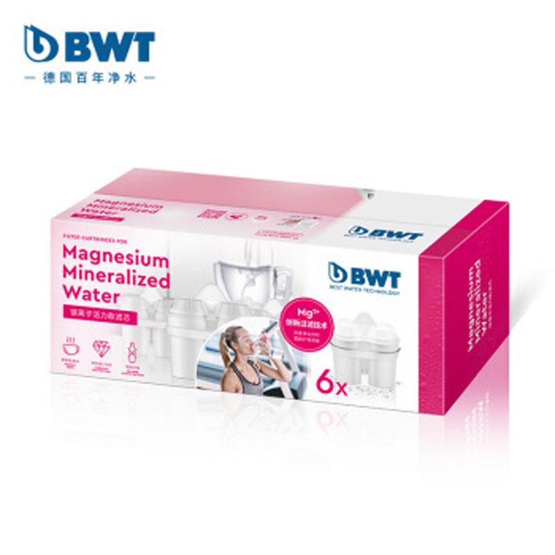 BWT镁离子活力款滤芯6只装