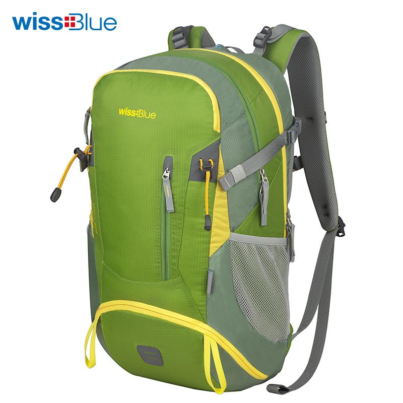 维仕蓝登山背包WB1083-G 绿色