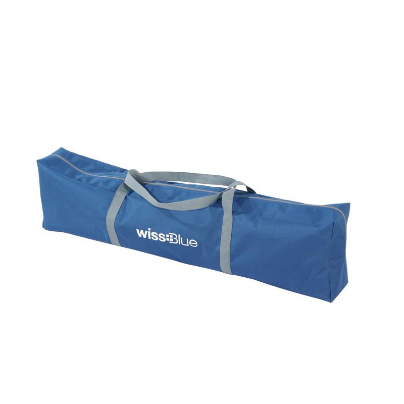 维仕蓝户外休闲折叠床TG-WD5021 蓝色