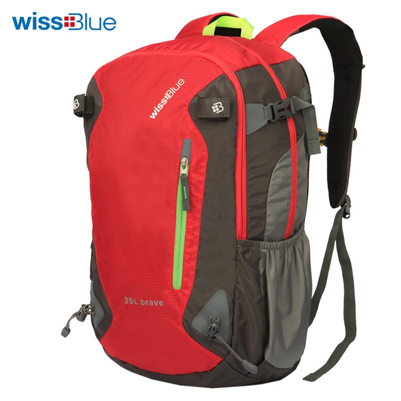 维仕蓝专业背包WB1099-R 红色