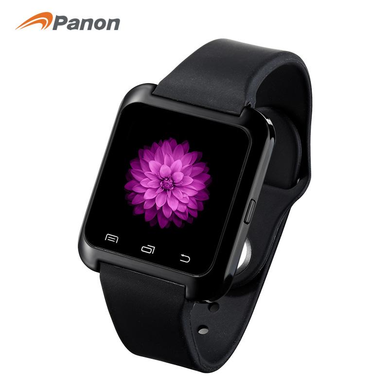攀能 智能手表 黑色(不可插卡) (仅安卓 不适用于苹果)PN-5187黑 黑色