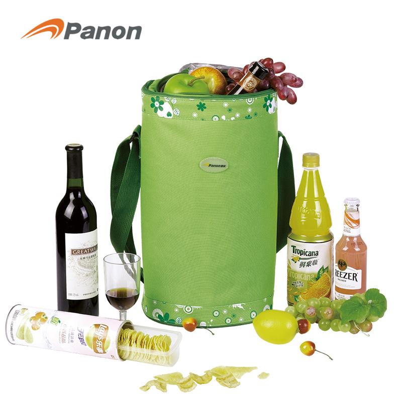 攀能 Panon 三合一多功能冰包 PN-2866野餐垫冰包 绿色