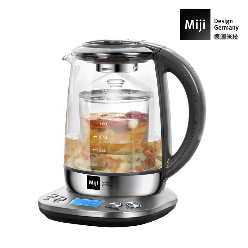 德国Miji 米技多功能养生壶HP-01 黑色