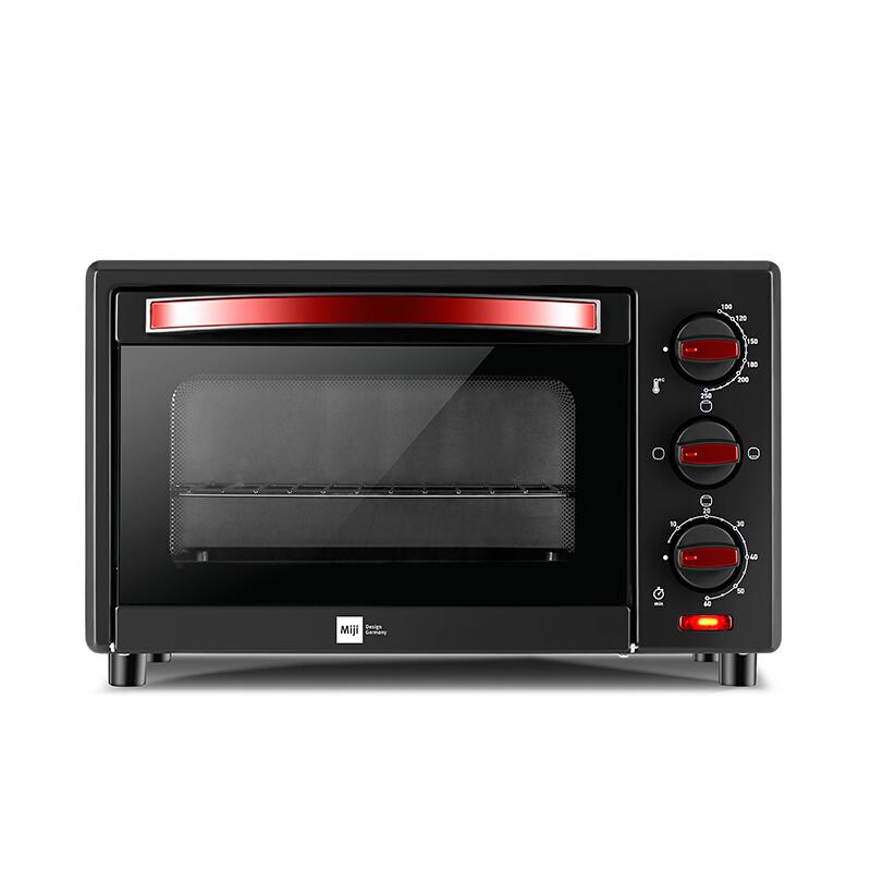 德国Miji 米技 日式电烤箱 EO15LH 黑色