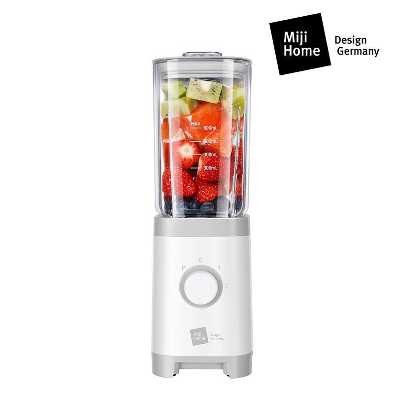 Miji 米技 果汁机(玻璃搅拌杯)MB-2301 白色