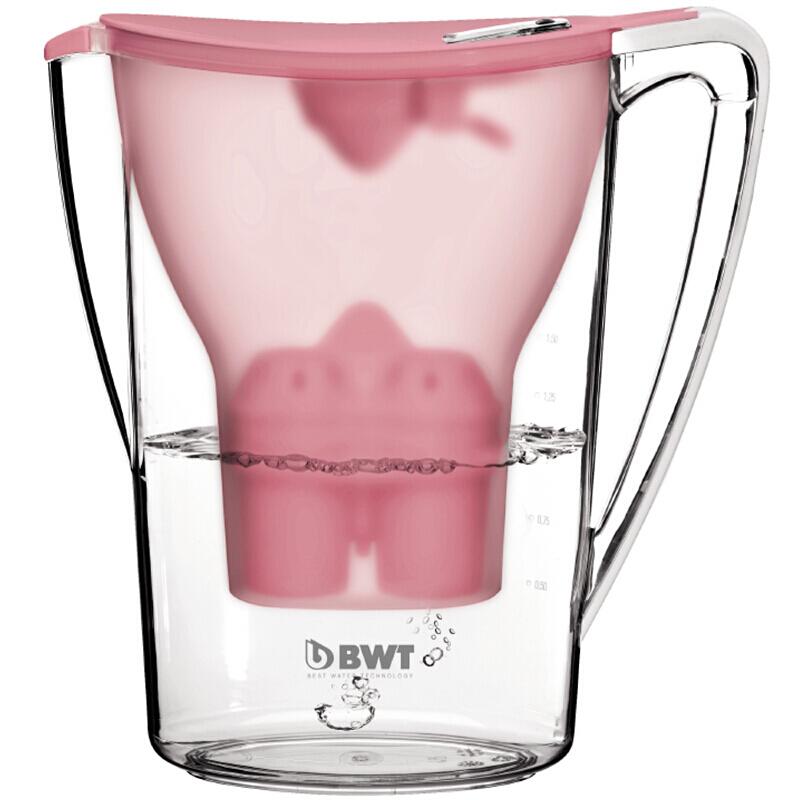 德国BWT.J-M.P-PENGUIN缤果系列,2.7L,粉色,计次  粉红色
