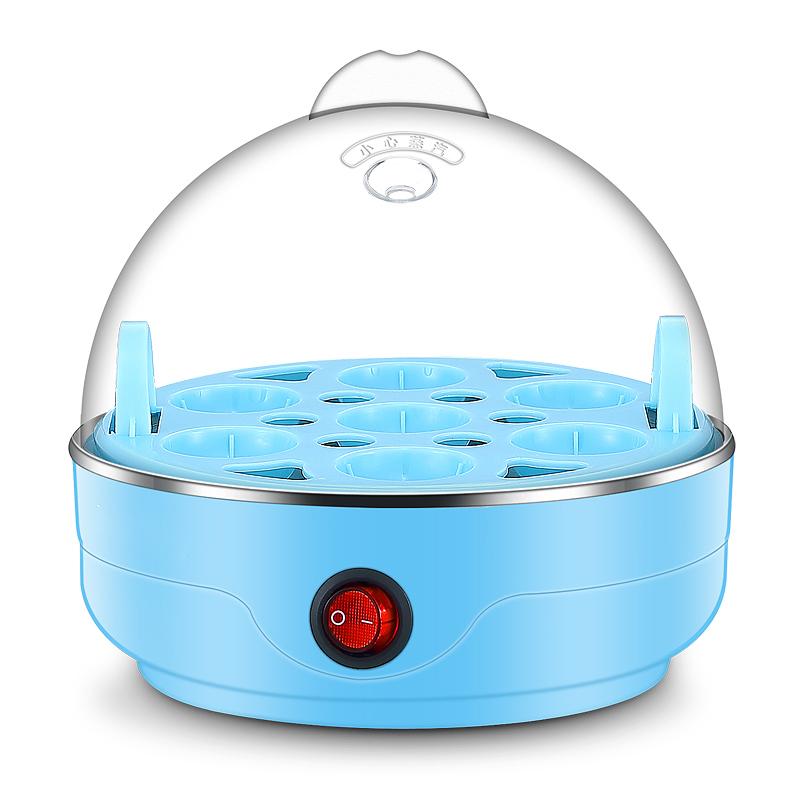 宜阁煮蛋器Y-ZDQ6  蓝色   蓝色