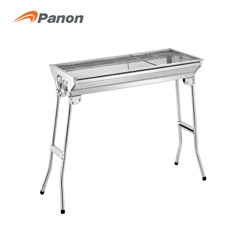攀能 便携式烧烤架 适合2-4人使用 PN-0003-0001 白色