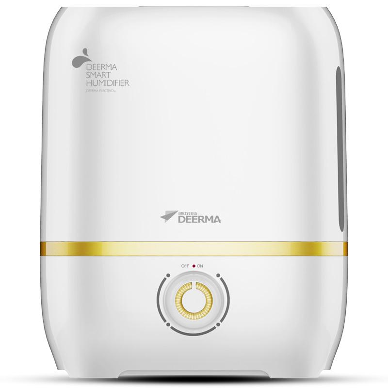 德尔玛(Deerma) 4.0L加湿器空气加湿器DEM-F560 白色