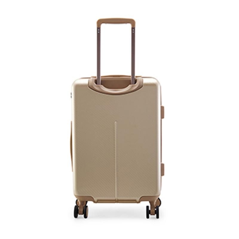 Diplomat外交官  旅行PC拉杆箱  20寸YH-6732  金色