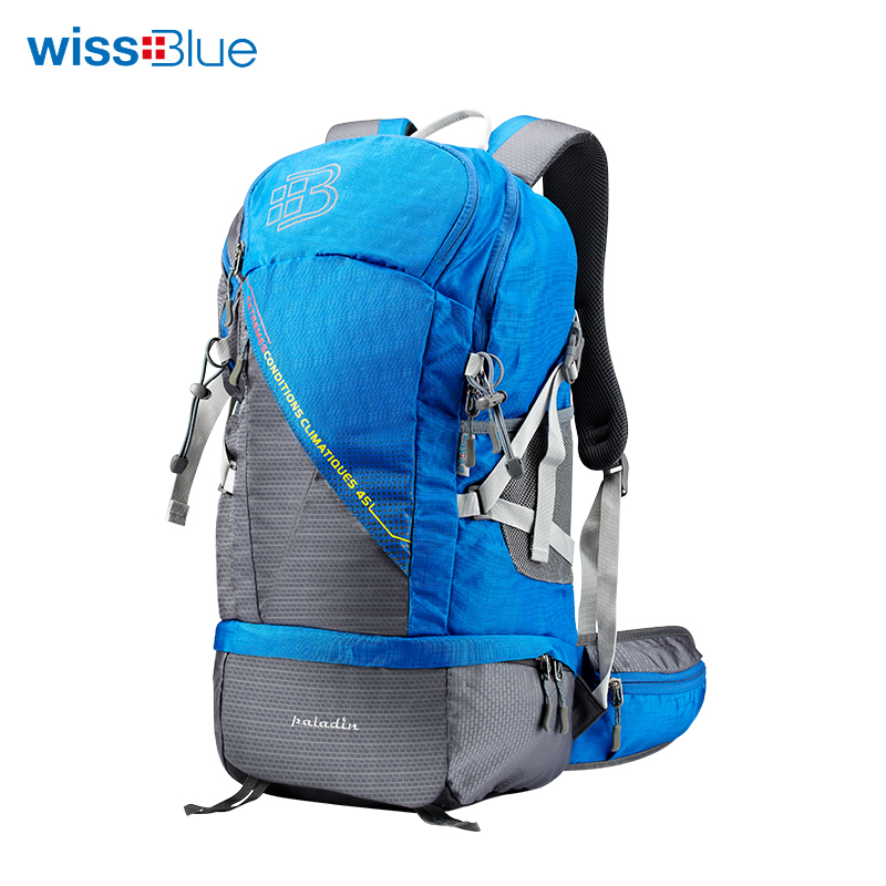 维仕蓝3L户外背包WB1152-B 天蓝色 天蓝色