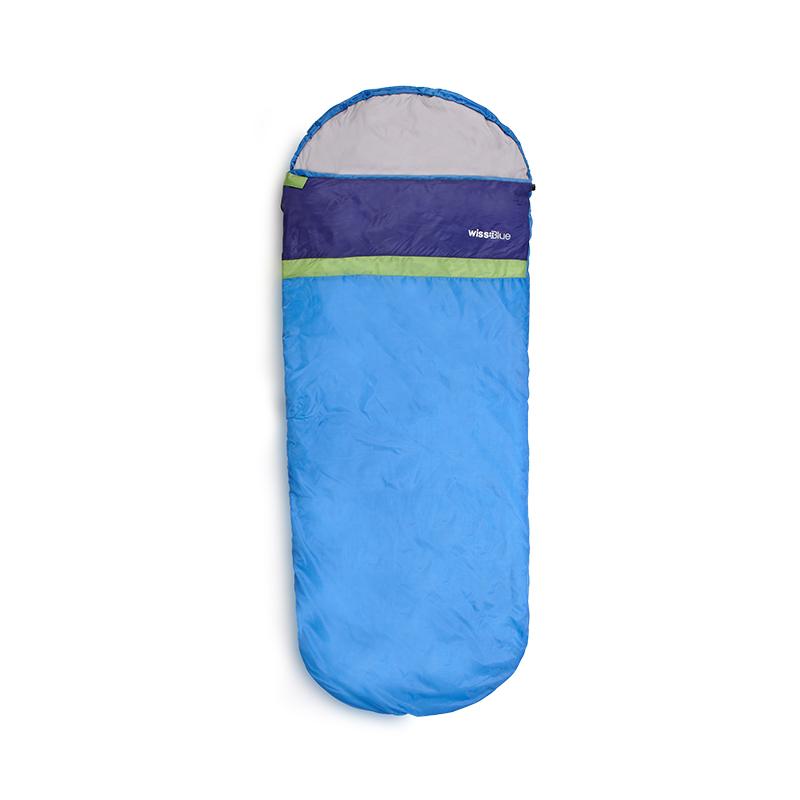 维仕蓝 蓝度户外睡袋 透气亲柔享睡】WA8020 蓝色 蓝色