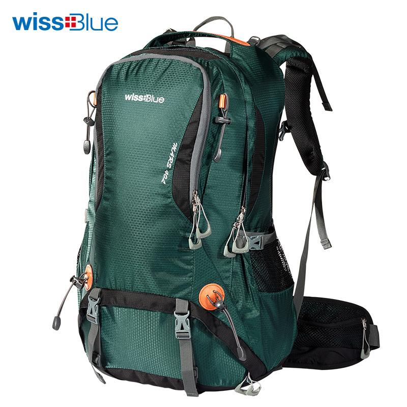 维仕蓝户外旅行登山包LWB1050 绿色 绿色