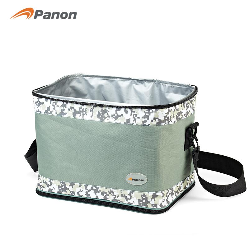 攀能三合一野餐垫冰包PN-2897 绿色 绿色