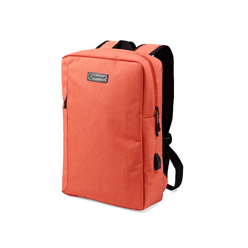 Diplomat外交官时尚休闲双肩背包YH-812L-320  橘色 橘色