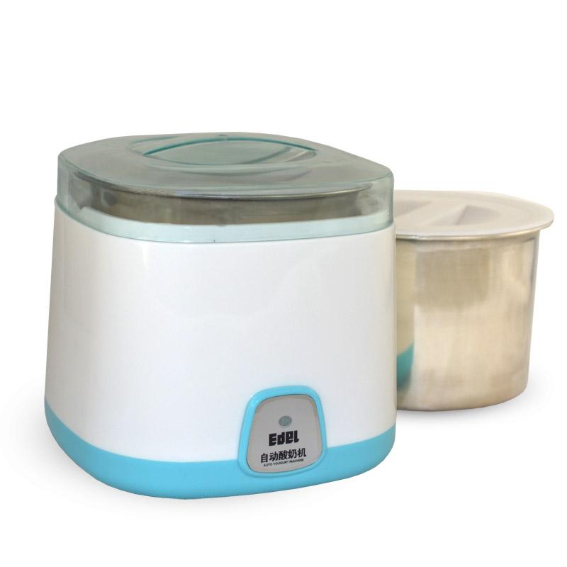 EDEI宜阁宜阁不锈钢酸奶机S-001 蓝色 蓝色