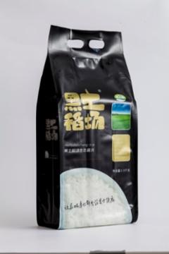 黑土稻场有机生态香米2.5Kg/袋