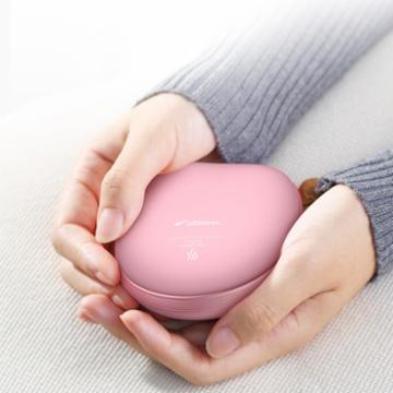 德尔玛暖手宝充电式暖宝NS01