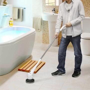 宝丽无线浴室家居清洗机 带5款刷头
