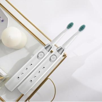 网易严选科技智能防水电动牙刷-白色(含三个刷头)