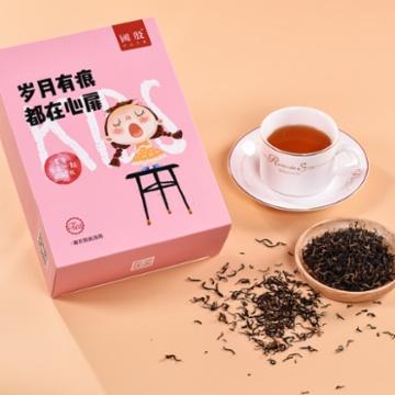 国殷红尘岁月·武夷红茶