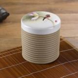 和瓷 和衷共济(中立茶叶罐)