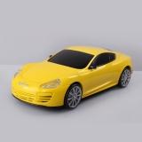 明家 车模车载逆变器-黄色