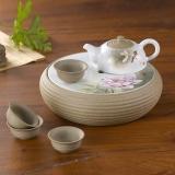和瓷 和衷共济(惜福茶具)