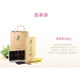 雪荞 苦荞茶288g纸盒装
