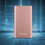 沃品聚合物超薄移动电源10000mah