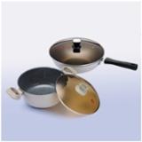 雄安两件套AX-2汤锅+炒锅