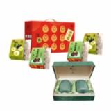 名物端午蛋品双拼礼盒A+茶韵D1·安吉白茶