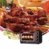 米技电烤箱
